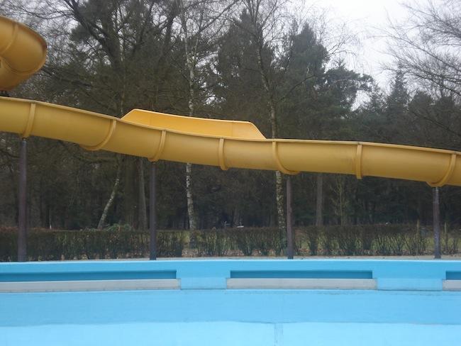 Glijbaan Zwembad het Elderink  Hengelo Bronckhorst