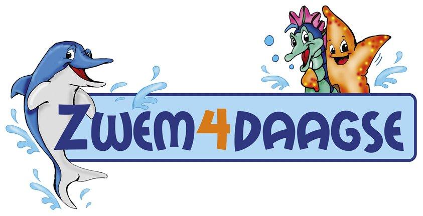 Zwem4daagse op Zwembad Het Elderink van 20 t/m 24 juni 2016