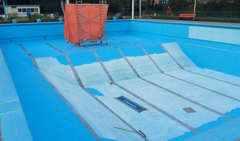 Zwembad Het Elderink winterklaar