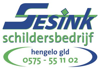 Sesink Schildersbedrijf ster sponsor van Zwembad Het Elderink