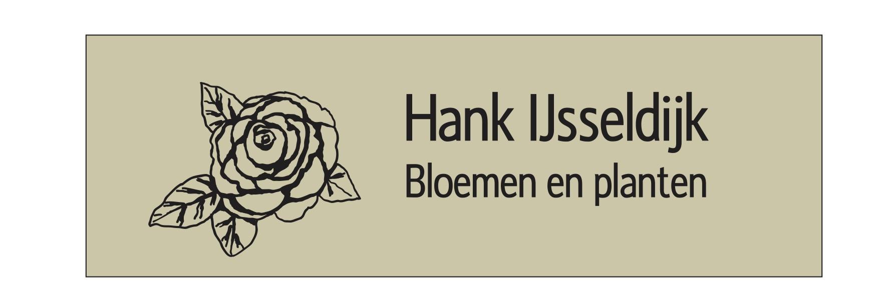 Logo Hank IJsseldijk